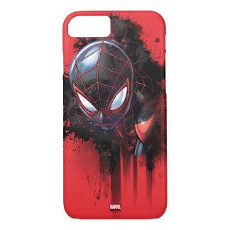 Kid Arachnid Ink Splatter iPhone 8/7 Case