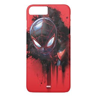 Kid Arachnid Ink Splatter iPhone 8 Plus/7 Plus Case