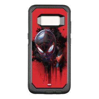 Kid Arachnid Ink Splatter OtterBox Commuter Samsung Galaxy S8 Case