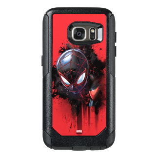 Kid Arachnid Ink Splatter OtterBox Samsung Galaxy S7 Case