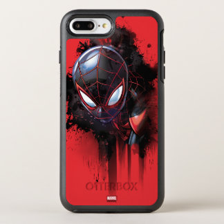 Kid Arachnid Ink Splatter OtterBox Symmetry iPhone 8 Plus/7 Plus Case