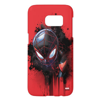 Kid Arachnid Ink Splatter Samsung Galaxy S7 Case