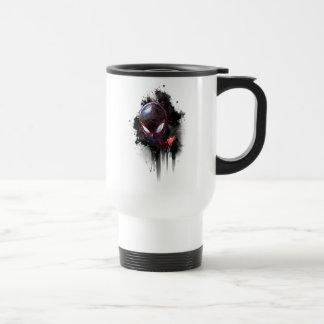 Kid Arachnid Ink Splatter Travel Mug