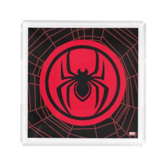 Kid Arachnid Logo Acrylic Tray