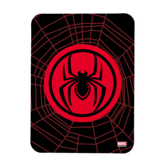 Kid Arachnid Logo Magnet
