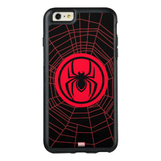 Kid Arachnid Logo OtterBox iPhone 6/6s Plus Case