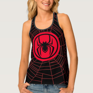 Kid Arachnid Logo Tank Top