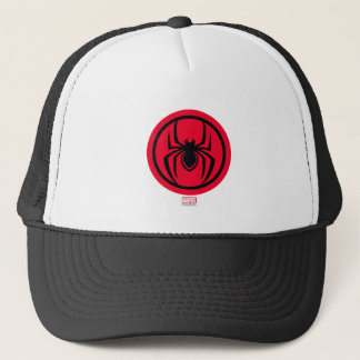 Kid Arachnid Logo Trucker Hat