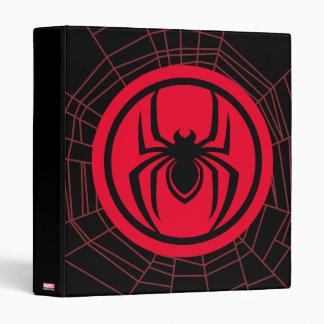 Kid Arachnid Logo Vinyl Binders