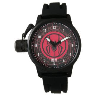 Kid Arachnid Logo Watch