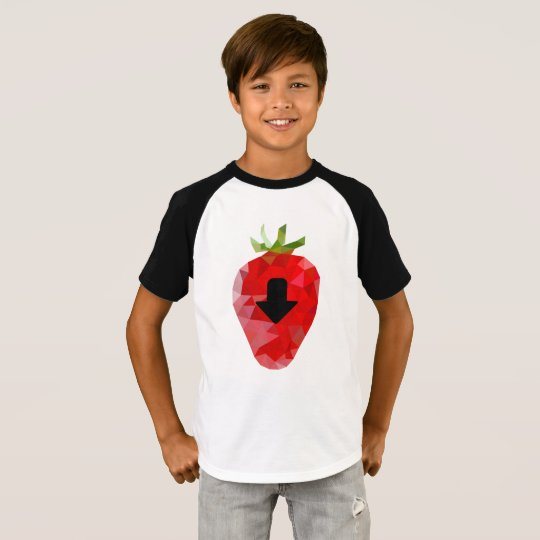 Kid Boy Sweet Design T-Shirt