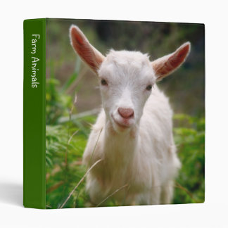 Kid Goat Binder