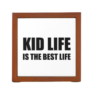 Kid Life Best Life Desk Organizer