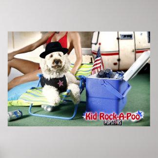 Kid Rock-A-Poo Poster