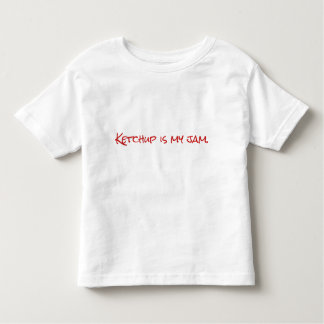 Kid Toddler Ketchup T-Shirt