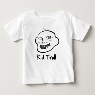 Kid Troll Baby T-Shirt