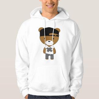 Kidd Vicious Teddy Hooded Sweatshirts