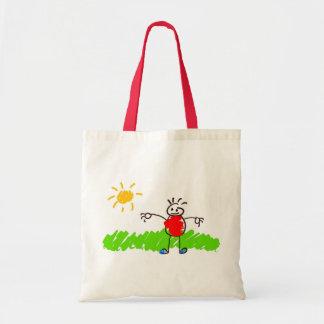 Kiddie Art Tote Bag
