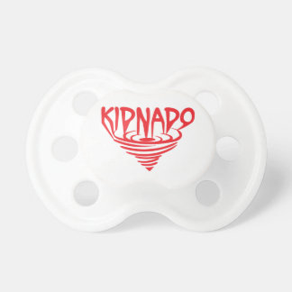 Kidnado Pacifier Red Funnel