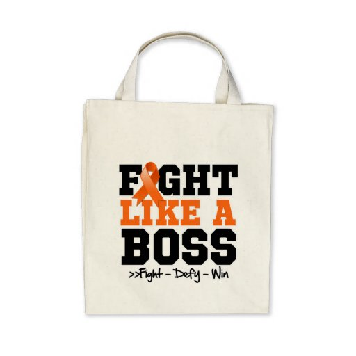 Kidney Cancer Fight Like a Boss Bags