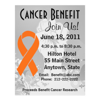 Kidney Cancer Personalized Benefit Flyer