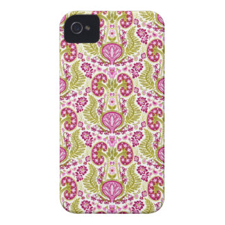 Kidney Damask iPhone 4 Case-Mate Cases