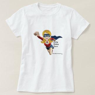 KIDNEY DONOR MOMMY WARRIOR T-Shirt