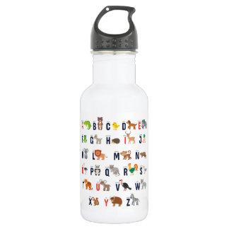 Kid's ABC Waterbottle 532 Ml Water Bottle