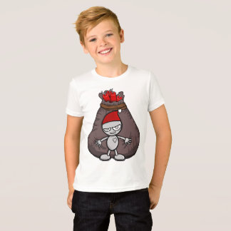Kids' American Apparel Fine Jersey T-Shirt Boy