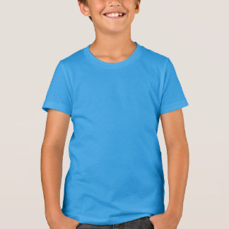 Kids' American Apparel Poly-Cotton Blend T-Shirt