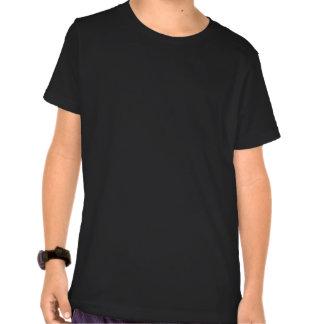 Kids' American Apparel T Shirt, Black