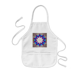 KIDS Apron Enjoy cooking painting gardening
