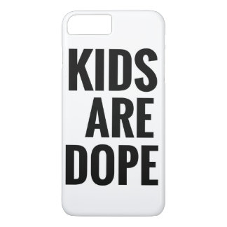 Kids Are Dope iPhone Case