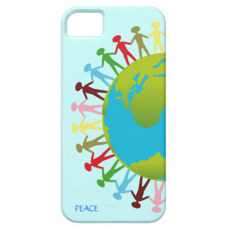Kids Around the World Save The Planet Peace iPhone 5 Case