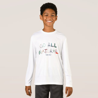 Kid's Athletic Long Sleeve T-Shirt