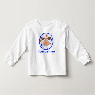 Kid's Auburn rudolph Shirt