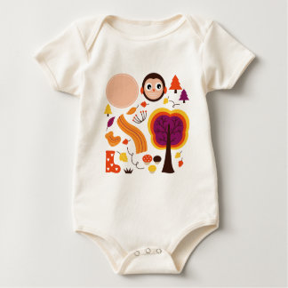 Kids Autumn edition : Product designs Baby Bodysuit