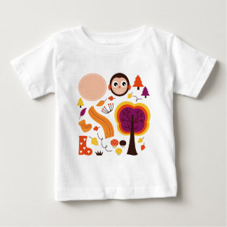 Kids Autumn edition : Product designs Baby T-Shirt