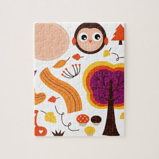 Kids Autumn edition : Product designs Jigsaw Puzzle