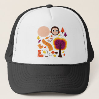 Kids Autumn edition : Product designs Trucker Hat
