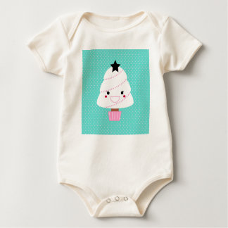 Kids baby body with Manga tree Baby Bodysuit