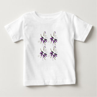 Kids baby t-shirt with Ornaments