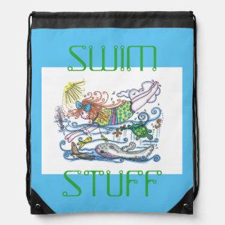 Kids Back Pack/Bag Drawstring Bag