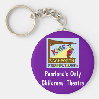 Kids' Backporch Productions Key Chain
