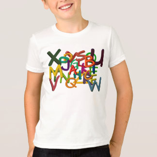 Kids' Basic American Apparel T-Shirt