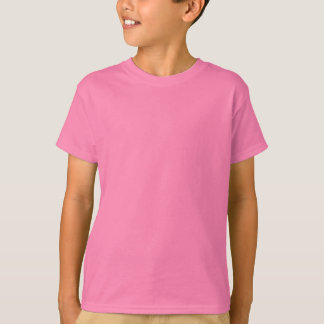 Kids' Basic Hanes Tagless ComfortSoft® T-Shirt