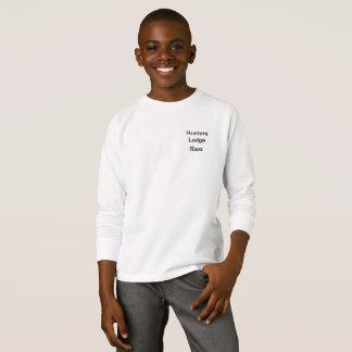 Kids' Basic Long Sleeve T-Shirt