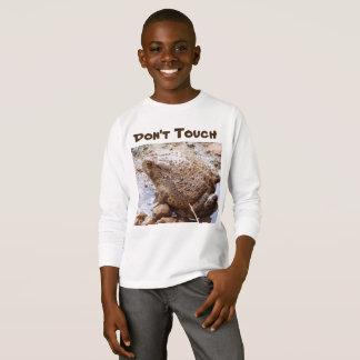 Kid's Basic Long Sleeve Tee Shirt - Toad