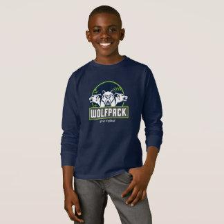 Kids' Basic Long Sleeve WolfPack T-Shirt