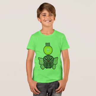 Kids' Bella + Canvas Crew T-Shirt, Neon Green T-Shirt
